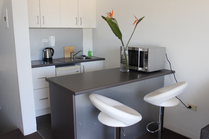 Split level one bedroom apartments   Manly National ...